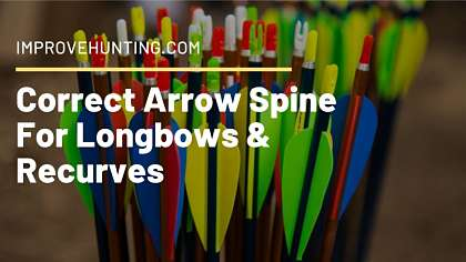 Correct Arrow Spine